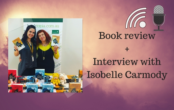 Book review: The Kingdom of the Lost series by Isobelle Carmody