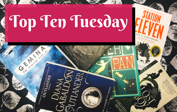 Top Ten Tuesday: Favourite Book Quotes