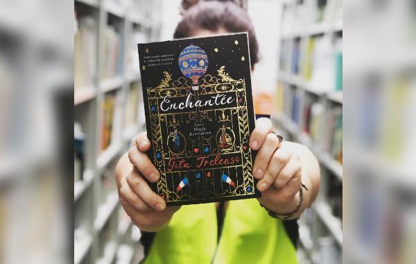 REVIEW: Enchantée by GitaTrelease