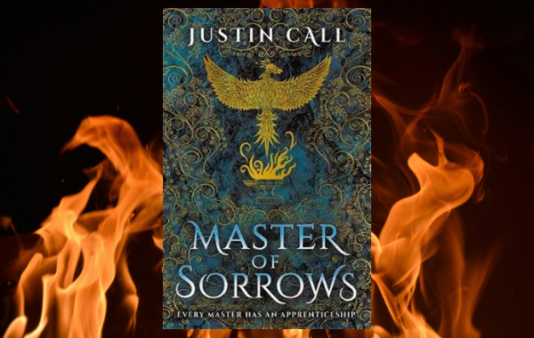 REVIEW: Master of Sorrows by Justin Call