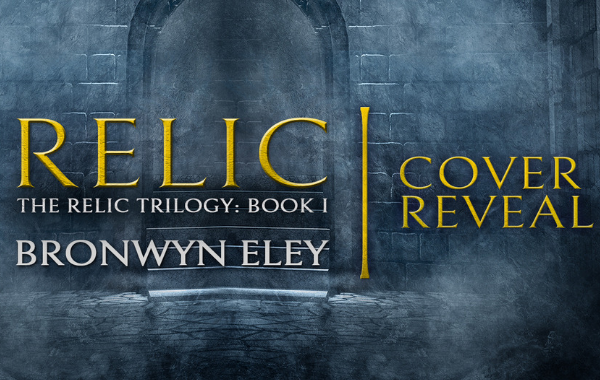 Book News: Relic cover reveal