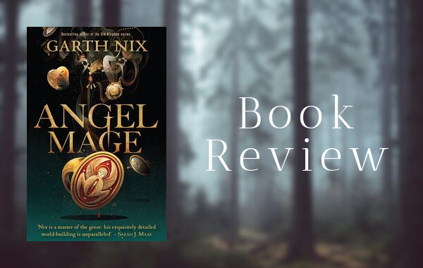 REVIEW: Angel Mage by GarthNix
