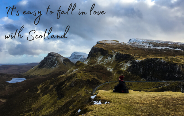 It's Easy To Fall In Love With Scotland
