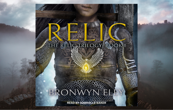 Relic: the audiobook is here!